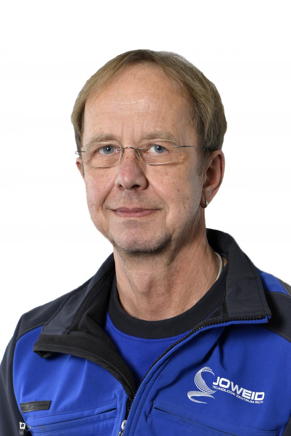Portrait Norbert Mann